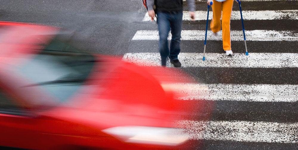 Обязанности и права пешеходов